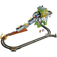 Thomas & Friends Juego de tren de rescate para 2017/2018 Trackmaster Fiery