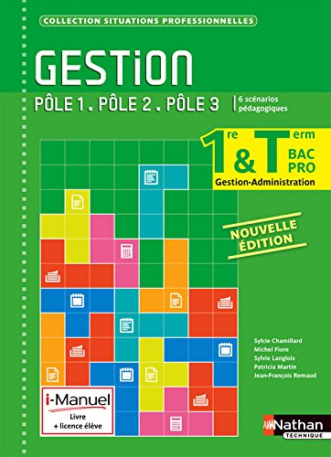 Gestion 1re/Tle Bac Pro