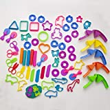 Play-Doh Knetwerkzeug für Kinder 100 Teile