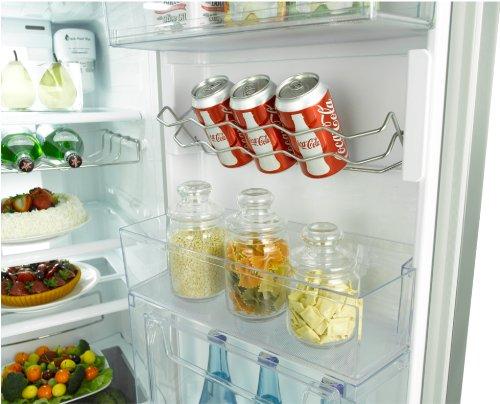 Amerikanischer Kühlschrank Geringe Tiefe : Samsung rs ugdsref side by side kühlschrank mit