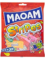 Maoam Stripes Fruit Sweets 140g