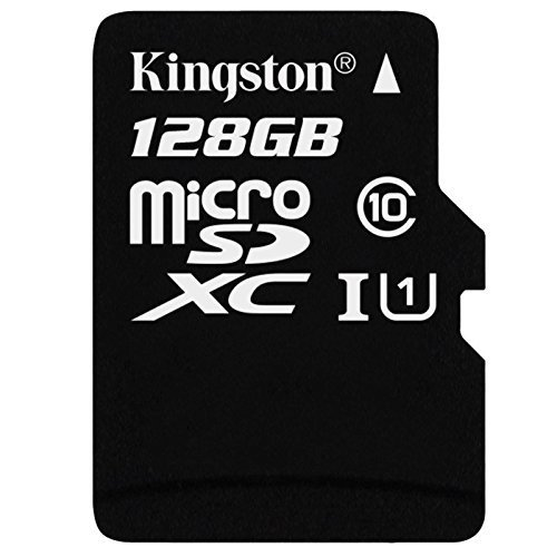 Professional Kingston 128GB HTC Desire 700 MicroSDXC Card with Custom Formatting and Standard SD Adapter! (Class 10, UHS-I)