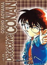 Detective Conan - Número 21 par Gosho Aoyama