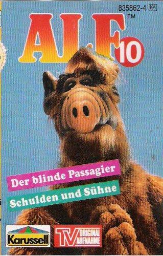 ALF (10) Der blinde Passagier/Schulden und Sühne