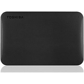 "Toshiba Canvio Ready - Disco duro externo de 1 TB (USB 3.0, 6,4 cm (2.5"")), negro"