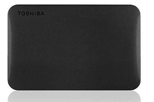 Toshiba Canvio Ready 1 To Disque portables (6,4 cm (2,5'), USB 3.0) Noir
