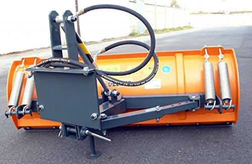 Schneeschild mit Universalplatte und Seitenverstellung fur Traktoren - LNS-170 A