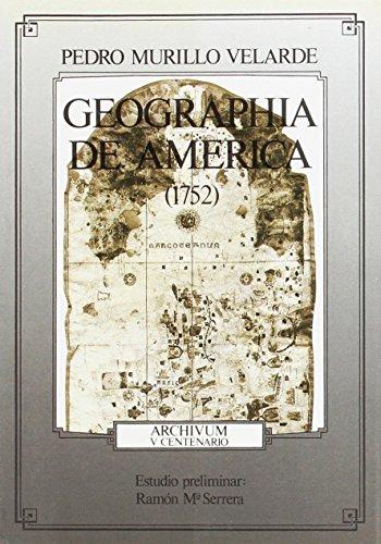 Geographia de América (Archivum)