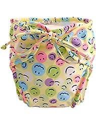 Couches de natation de bébé réglables réutilisables Nappes de bébé Coupe de natation étanches de bébé, # 09