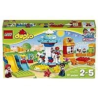 Lego 10841Aiuta il tuo bambino a costruire l'iconica giostra e a divertirsi al luna park con tutta la famiglia. I bambini adoreranno utilizzare lo speciale ingranaggio per far girare la giostra e osservare i cavalli in movimento. Divertitevi ...