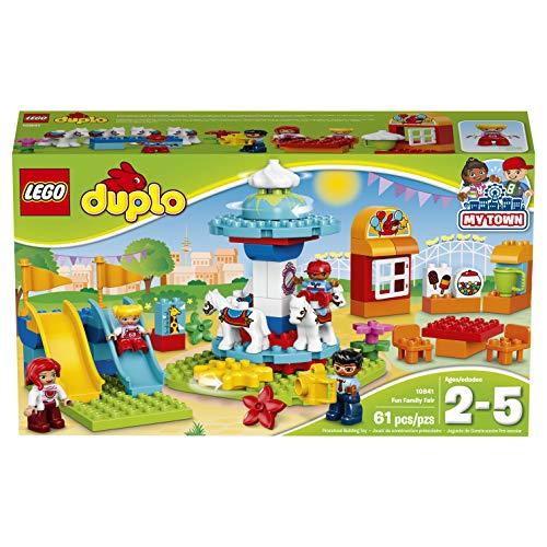 Lego Duplo- Town Gita al Luna Park, Multicolore, 10841