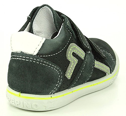 Ricosta Laif Jungen Hohe Sneakers Grau