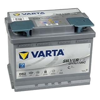 VARTA Silver Dynamic AGM D52 60Ah 12V 680A/EN (B00OXZLGE2) | Amazon price tracker / tracking, Amazon price history charts, Amazon price watches, Amazon price drop alerts
