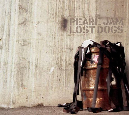 Lost Dogs by Pearl Jam (2003) Audio CD
