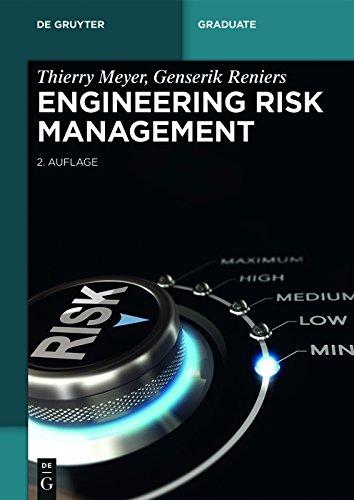 Engineering Risk Management (De Gruyter Textbook)