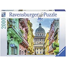 Ravensburger - Puzzle Colores de cuba, de 2000 piezas (16618)