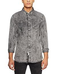 JACK & JONES Herren Freizeithemd Jorerik Shirt Ls