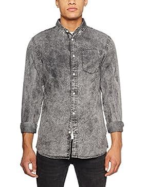 JACK & JONES Jorerik Shirt Ls, Camicia Uomo