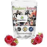 Preisvergleich für Abnehmen mit Raspberry Ketone Fatburner: 500 Kapseln BigPack Hammerpreis - Premium Qualität aus Grossbritannien...
