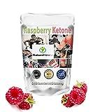 Abnehmen mit Raspberry Ketone Fatburner: 500 Kapseln BigPack Hammerpreis - Premium Qualität aus Grossbritannien I Garantiert Glutenfrei