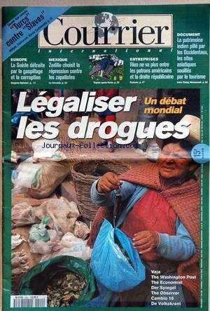 COURRIER INTERNATIONAL [No 227] du 02/03/1995