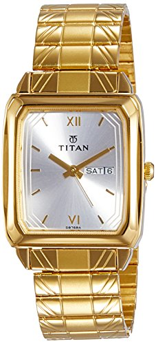 Titan Karishma Analog Multi-Color Dial Men's Watch -NK1581YM04