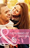 The Husband List by Cindy Kirk front cover