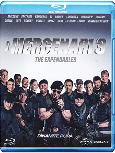 I mercenari 3 [Blu-ray] [Import italien]