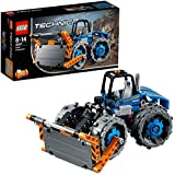 LEGO Technic Dozer Compactor Bulldozer Building Blocks for Boys 8 to 14 Years (171 Pcs) 42071 (Multi Color)