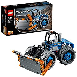 Lego Uk 42071 Technic Dozer Compactor Advanced Building Set