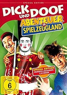 Dick und Doof - Abenteuer im Spielzeugland (Restaurierte Fassung) [Special Edition]