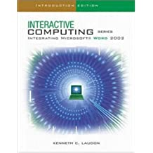 MS Word 2002 Introduction Interactive Computing Series