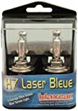 Klaxcar France 86436Z Glühbirnen Satz x2 H7 laser 12V 55W PX26d, rallye blau