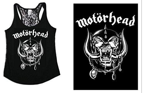 Motörhead - T-shirt Nero  nero
