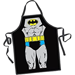 ShopINess - Divertido delantal cocina Batman