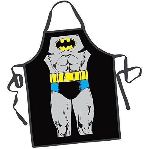 Tablier de cuisine de style de super-héros.( Batman)