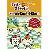 Fritz & Fertig - Schach-Knobel-Block: NochmehrGehirnjoggingrundumdasKönigsspiel
