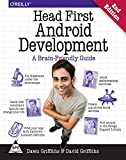 #2: Head First Android Development: A Brain-Friendly Guide