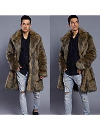 Amazon.it  pelliccia  Abbigliamento 1be28bbd355