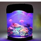 Novedad LED medusas artificiales iluminación del...