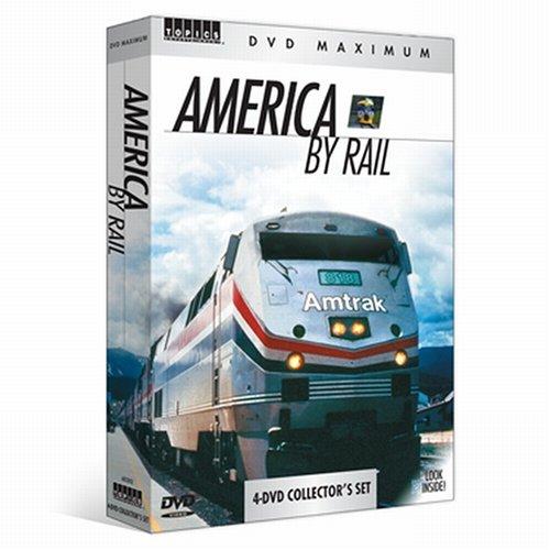 Dvd Maximum: America By Rail [Import]