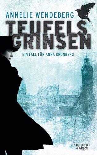 Buchseite und Rezensionen zu 'Teufelsgrinsen: Ein Fall für Anna Kronberg' von Annelie Wendeberg