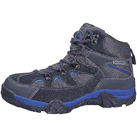 Mountain Warehouse Rapid Zapatos Botas de Temblores Niños para Senderismo Montañismo Impermeables
