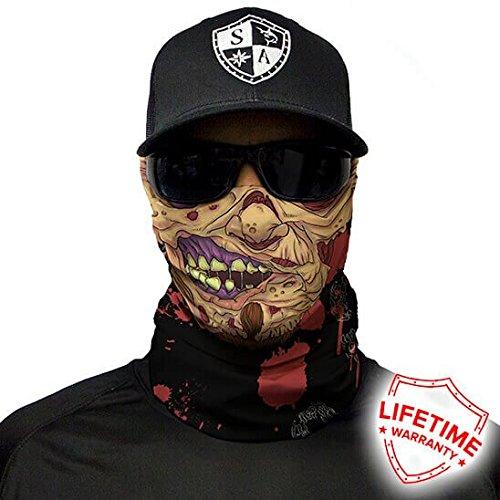 SA Fishing Face Shields (FBA), Flesh Zombie