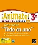 Animate Espagnol 3e éd. 2016 - Cahier d'activités