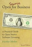 Open Source for Business: A Practical Guide to Open Source Software Licensing
