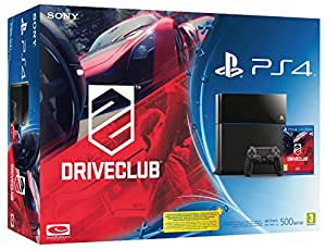 SONY CONSOLE PS4 500 GB + DRIVECLUB