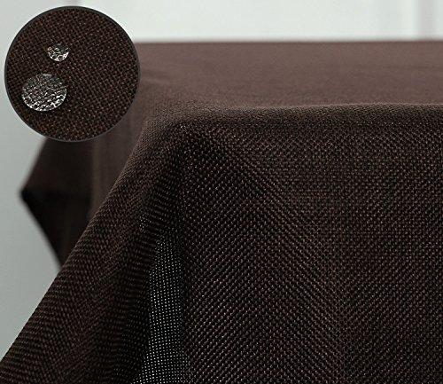 deconovo-nappe-tissu-exterieur-rectangulaire-anti-tache-impermeable-de-salle-148x240-cm-marron-choco