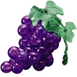 Funtime Gifts Crystal Puzzles (Purple Grapes)