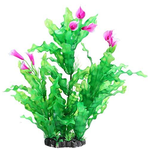 Joinfun 36 cm Plantas Acuario Artificiales Plantas